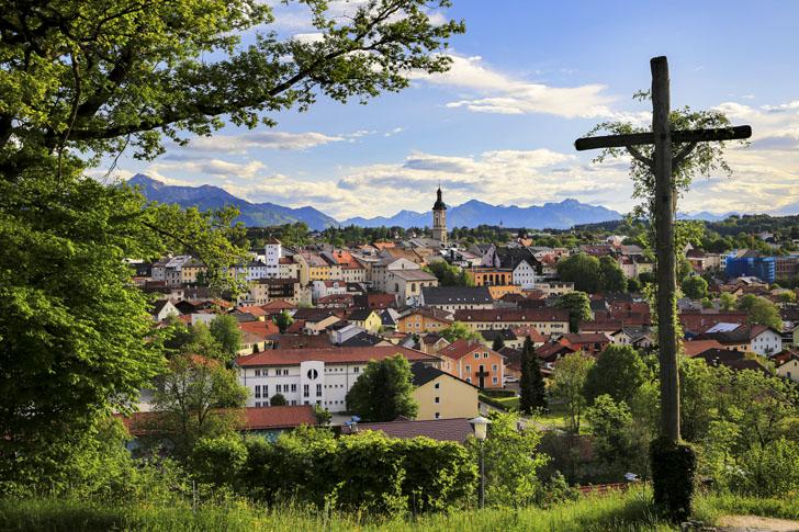 Bodensee Konigssee Radweg Radkompass De