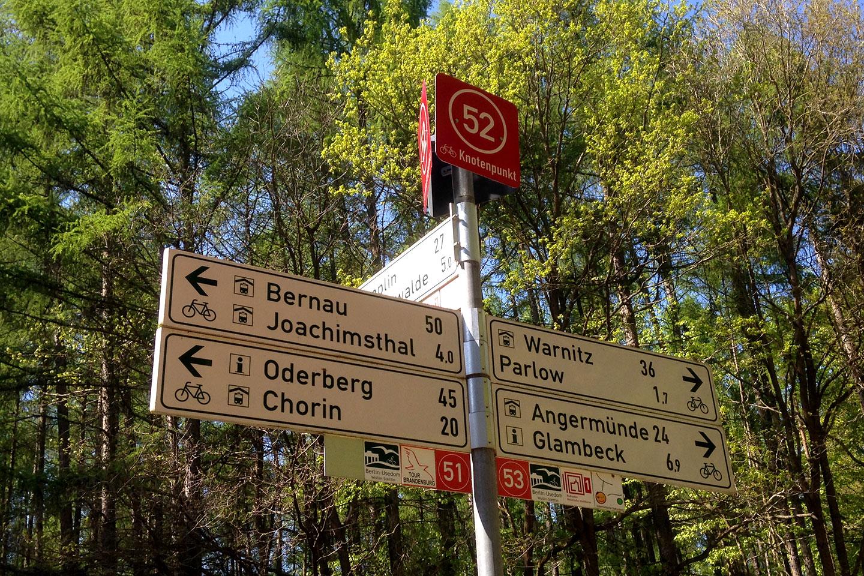 Radweg Berlin Usedom Karte.Radfernweg Berlin Usedom Radkompass De