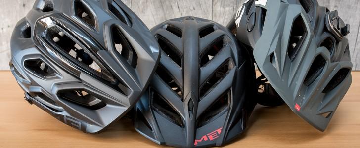 Praxistest MET Helme