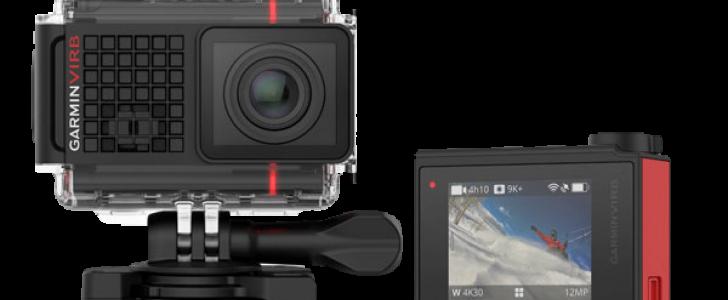 Die neue Garmin VIRB Ultra 30