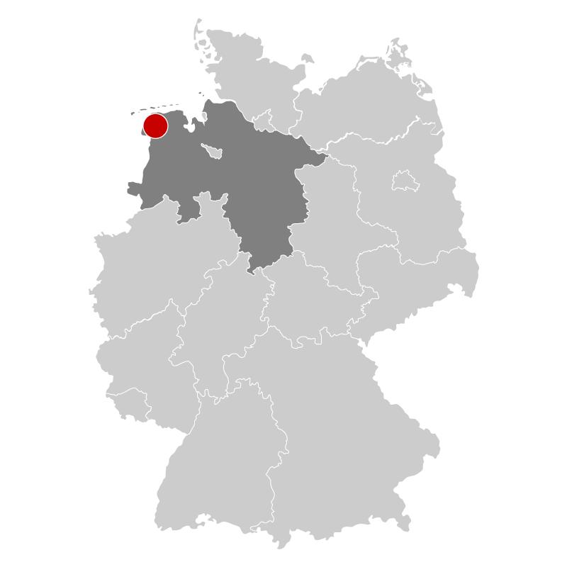 Fahrradwege Ostfriesland Karte.Radfahren In Ostfriesland Radkompass De