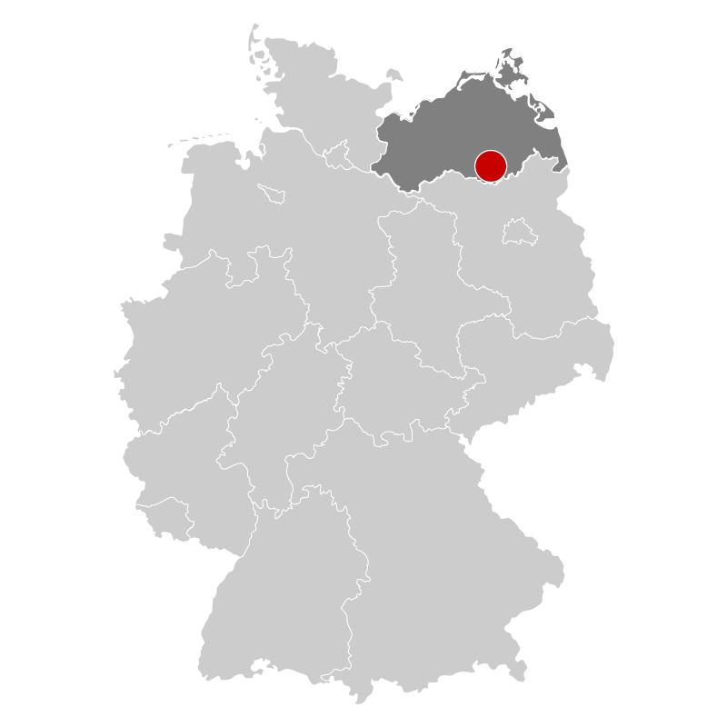 Radweg Mecklenburgische Seenplatte Karte.Radfahren In Der Mecklenburgische Seenplatte Radkompass De